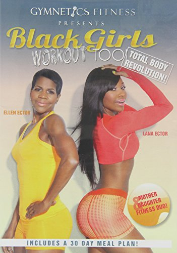 Gymnetics Fitness Presents Black Girls Workout Too (Boxing Dvd Chair)