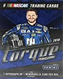 2016 Panini Torque Nascar Racing EXCLUSIVE Factory Sealed Retail Box with AUTOGRAPH or MEMORABILIA Card! Look for Cards & Autographs from Dale Earnhardt, Danica Patrick, Jimmie Johnson & Many More