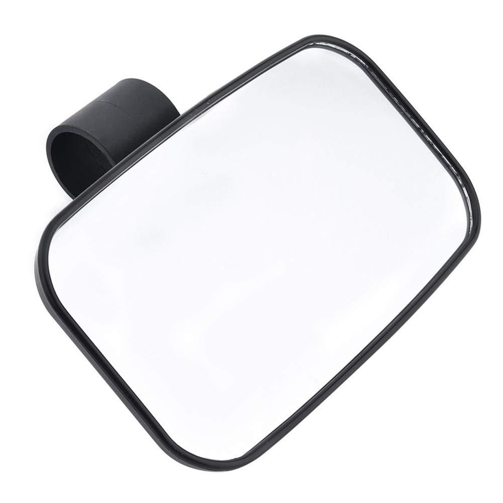 Desirabely Specchio Retrovisore UTV//ATV per Specchietto Retrovisore da 1,5 Pollici 2 1,7 Pollici Specchio Retrovisore Antiriflesso Specchietto Retrovisore Universale per Auto Anti Glare