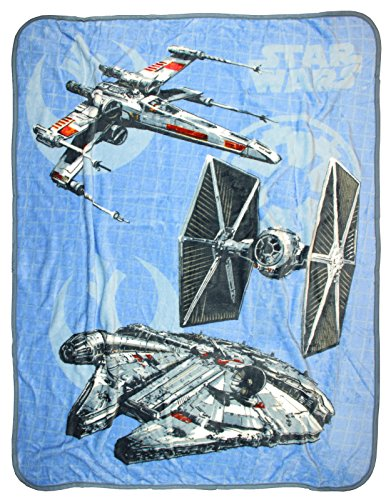 Star Wars Starships Touch Throw