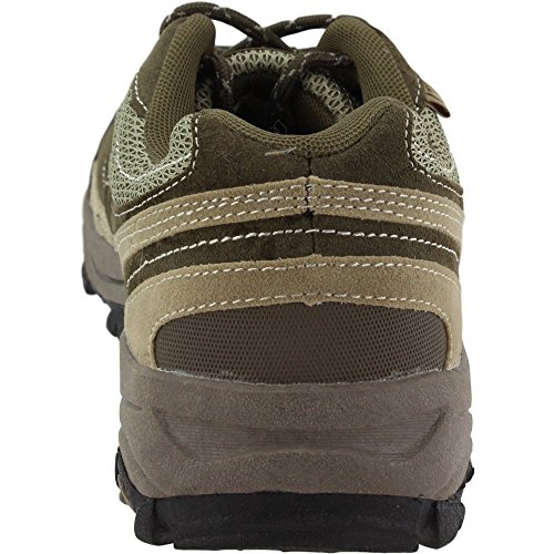 Suede Striker II Lightweight Brown Boot Nylon Hiking Hiker Itasca Mens OUIOw