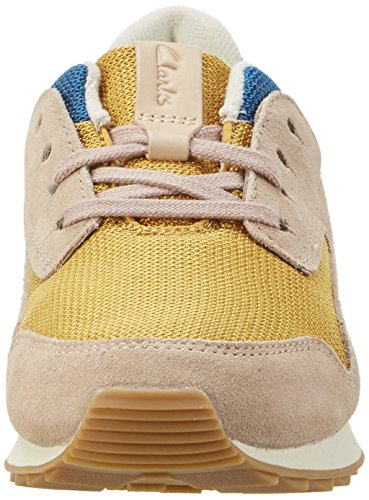 Clarks Floura Mix, Zapatillas para Mujer Varios Colores (Multicolour)