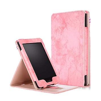 6e312d437 Amazon.com: Kindle Case Case for Amazon Kindle Paperwhite 1 2 3 4 2015 2017  Pu Leather Smart Case for Funda Kindle Paperwhite 2018 Case with Hand Holder  ...