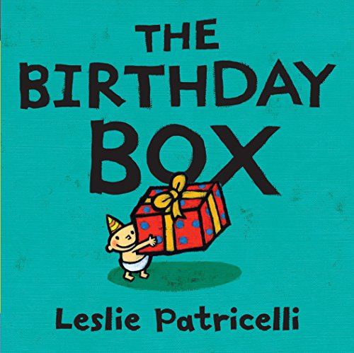 Dog Puppet Show Book - The Birthday Box (Leslie Patricelli board books)