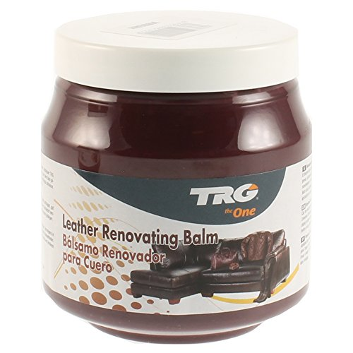Leather Renovating Balm 300ml For All Leather Materials, Sofas, Car Seats, Leather Furniture, 300 ml - 10.14 fl. Oz. (Bordeaux)