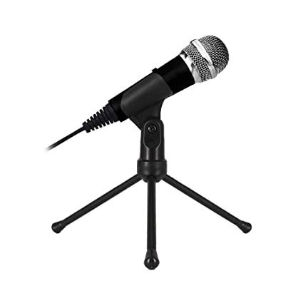 Microphones Soonhua New Professional Microphone Portable Usb Studio Audio Recording Mic With Shock Mount Stand For Singing Game Chatting Cheap Sales