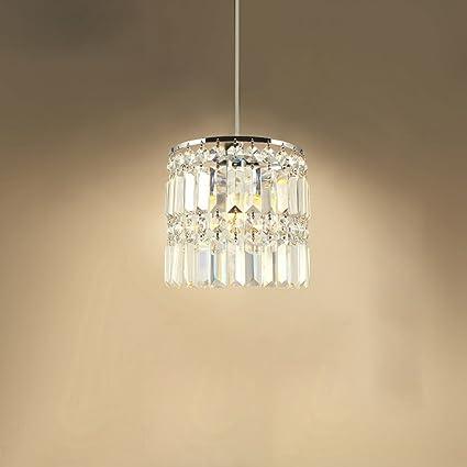 TangMengYun lámparas de araña Cristal Moderno, Luces ...