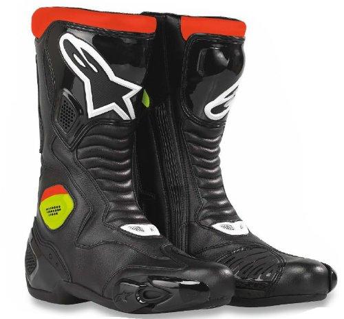 Alpinestars S-MX 5 Boots Black Waterproof 36 Euro