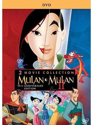 Mulan / Mulan II from Walt Disney Video
