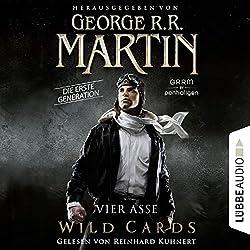 Vier Asse (Wild Cards - Die erste Generation 1)
