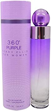 Perry Ellis 360 Purple – Perfume para mujer – Agua de