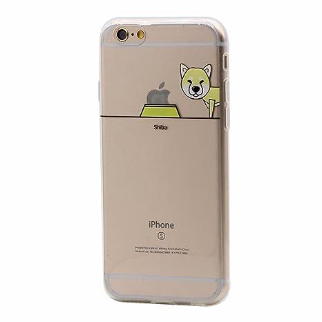 coque iphone 7 shiba
