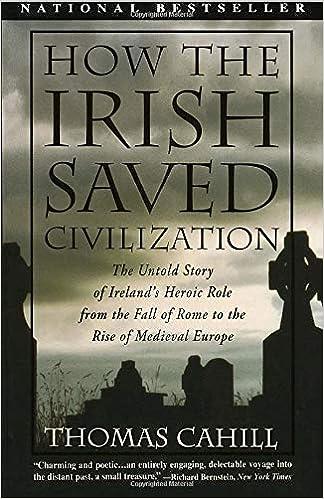 how the irish saved civilization chapter summaries