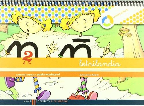Letrilandia Lectoescritura Cuaderno 2 De Escritura - 9788426371409