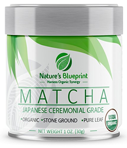 - Matcha Green Tea Powder-Organic Japanese Ceremonial Grade Straight from Uji Kyoto, Premium Quality-1 oz Tin contains Powerful Antioxidant Energy for Non-GMO Health.