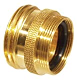jet bottle and carboy washer - Eagle Brewing CE21 Sink Faucet Adapter, Brass