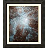 Framed Art Print 'This Image Shows The Orion Nebula, a Nebula Where Stars are Born. Spitzer.'