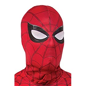 Spider-Man Homecoming – Spiderman Hood- Adult 51dsgDFxaiL