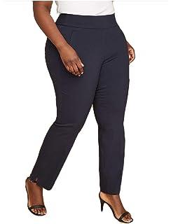 57a37151424 Lane Bryant Pants Tulip Lena Modernist Ankle Pant (20) at Amazon ...