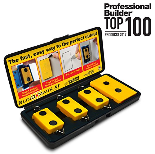 Calculated Industries 8105 Blind Mark Drywall Electrical Box Locator Tool post thumbnail