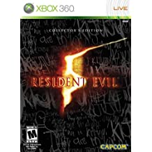 Resident Evil 5 Collector's Edition - Xbox 360
