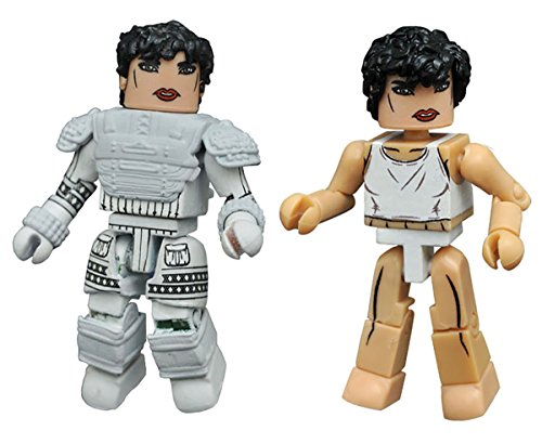 Aliens Minimates Series 3 Narcissus Ripley & Space Suit Ripley 2-Pack