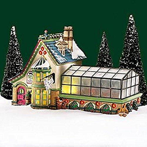 Deparment 56 Mrs. Claus' Greenhouse - 56 Santa Dept