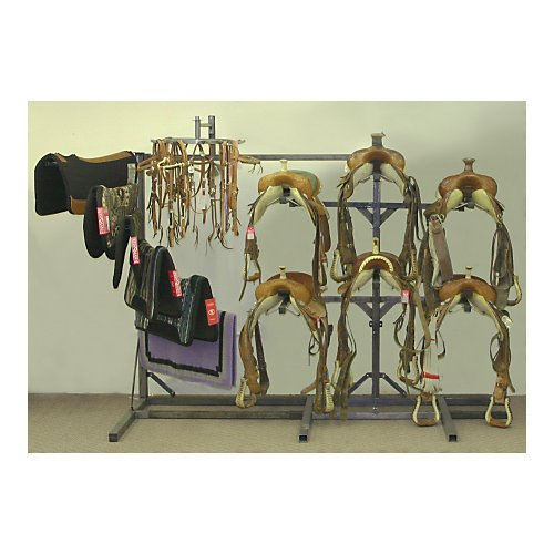 Equi Racks Complete Tack Rack System by Equi-Racks