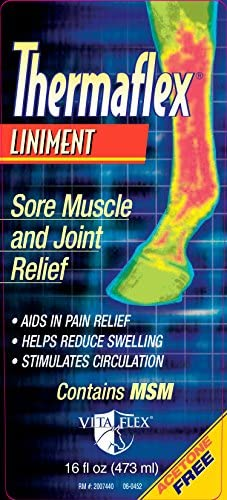Vita Flex Thermaflex Liniment for Sore Muscles and Joint Relief