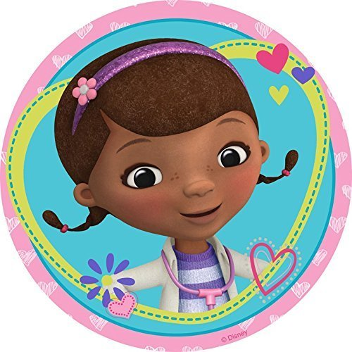Doc McStuffins Edible Image Photo Cake Topper Sheet Birthday Party - 8