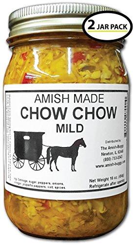 Chow Chow - Two-16 Oz Jar - Mild