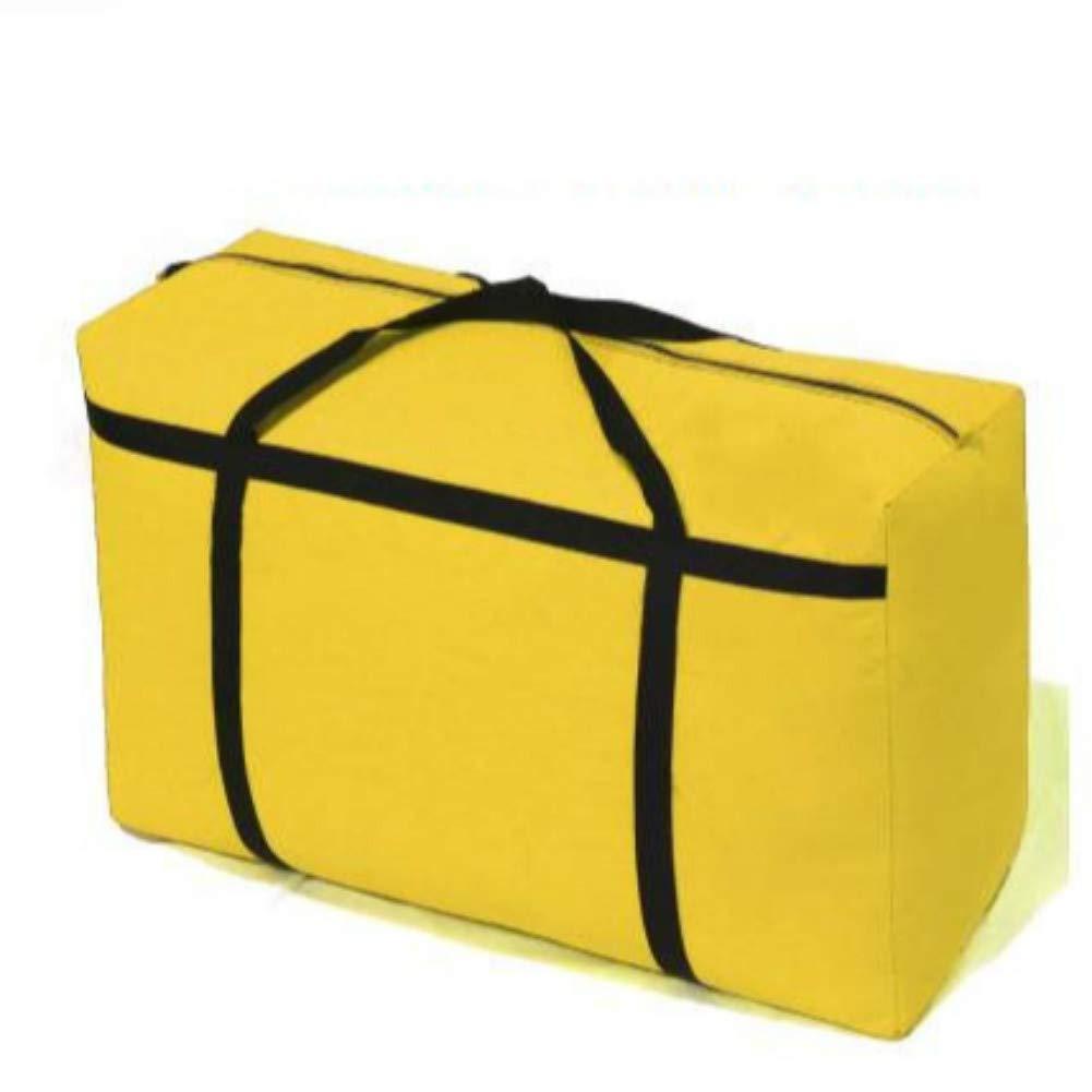 XC Oxford Bolsa de tela resistente a la humedad extragrande bolsa de viaje bolsa con ropa de edred/ón tama/ño de almacenamiento 48 x 35 x 18 cm 48x35x18cm bolsa de viaje azul
