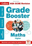 AQA GCSE 9-1 Maths Higher Grade Booster for grades 5-9 (Collins GCSE 9-1 Revision)