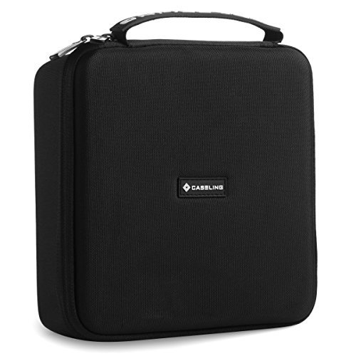 Caseling Hard Case Fits Canon Selphy CP1300 CP1200 Wireless Color Photo Printer ()