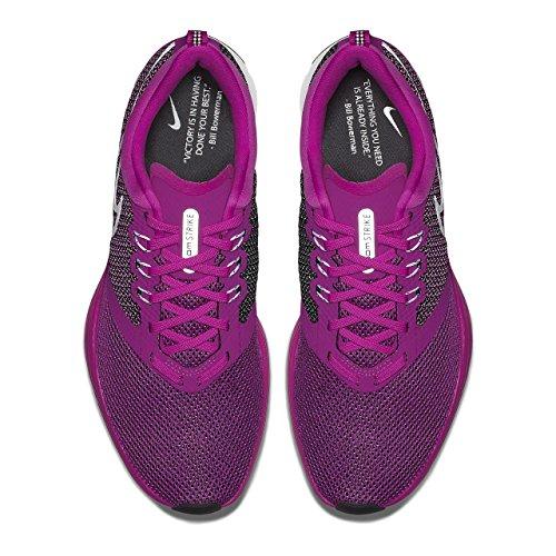 Hyper de WMNS Zoom 500 Chaussures Magenta Nike Multicolore Femme White Strike Fitness wSq46HZ