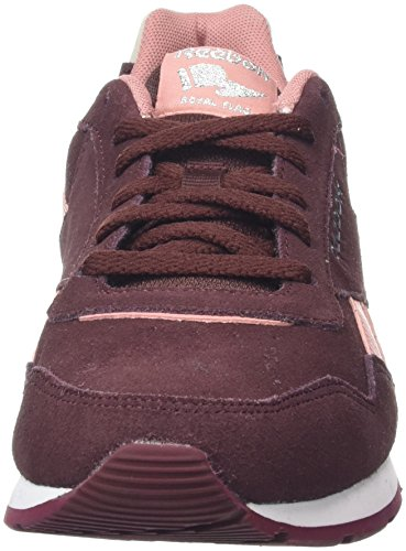 Femme sand white De Rose Fitness Glide Reebok Noir burnt stucco Rouge Royal Chaussures Sienna SwXx4q