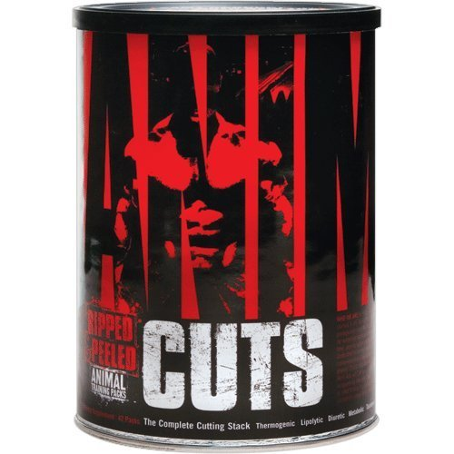 Animal Cuts - 42 packs - Universal Nutrition