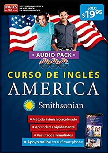 Inglés En 100 Días / America English Course, Smithsonian Institution: Amazon.es: Ingles En 100 Dias: Libros