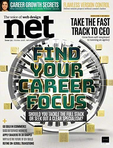 Magazines : net magazine: the voice of web design