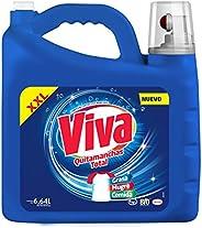 Viva Quitamanchas Total Regular, Detergente líquido 6.64 L
