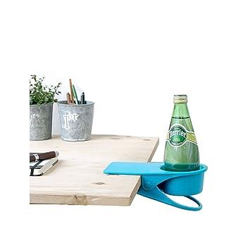 YINGMAN portátil oficina en casa escritorio mesa soporte para bebidas taza de café mesa soporte para