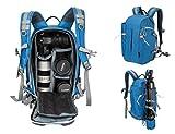 Beaspire DSLR Camera Backpack Sling Travel Photography Bag for Canon Nikon Sony Olympus Panasonic...