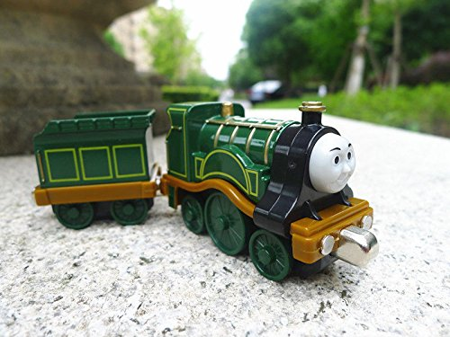 Thomas & Friends Metal Diecast Emily with Tender Toy Train New Loose (The Corpse Bride Emily)