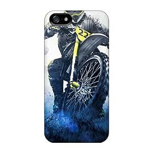 Vlx11909vLen Case Cover Mx Vs Atv Race Iphone 5/5s Protective Case