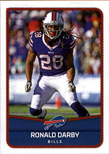 2016 Panini Stickers #28 Ronald Darby - NM-MT
