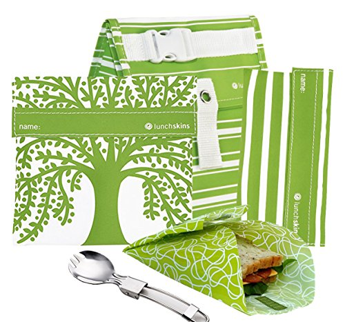 Lunchskins Resuable Sandwich Konserve Stainless product image