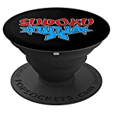 Sudoku Ninja - PopSockets Grip and Stand for Phones and Tablets
