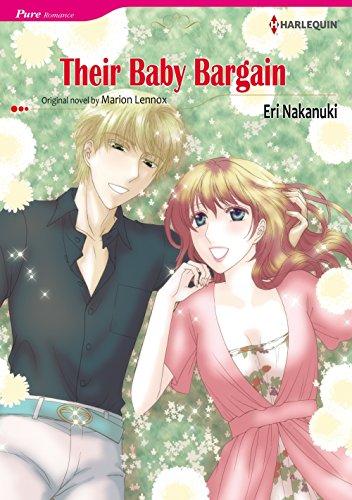 THEIR BABY BARGAIN Harlequin Comics