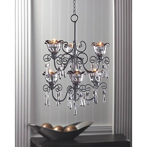 Tealight Chandelier - 1