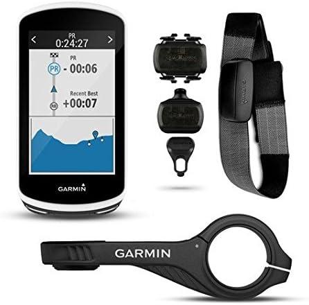 Garmin Edge 1030 GPS Ciclocomputador Bundle, Incluye Premium HF de ...